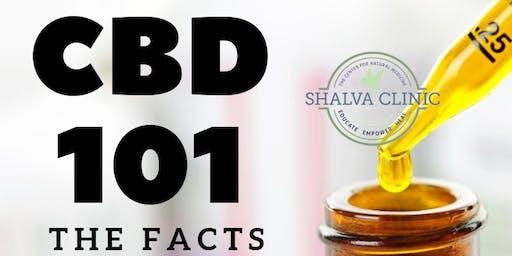 CBD 101 - The Facts About CBD