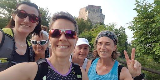 3° Trail autogestito Donna4SkyRace Piemonte (Bassa Val di Susa)