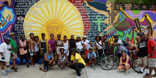 Bronzeville Bikes Tour of Public Art