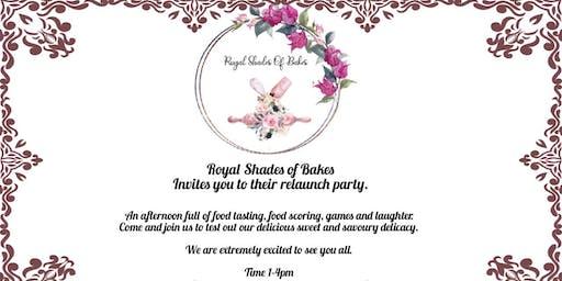 Royal Shades of Bakes Presents a Food Focus Group
