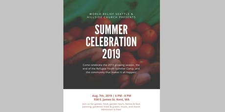 Summer Celebration 2019 tickets