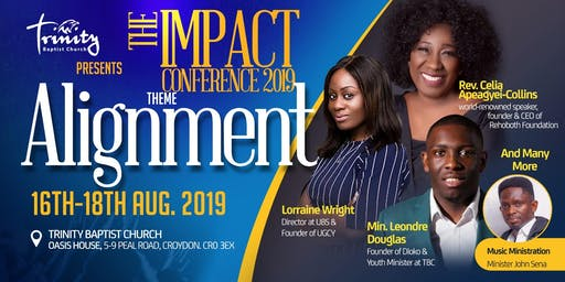 The IMPACT Conference - Alignment!