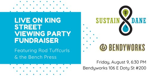 Live on King Street Viewing Party Fundraiser