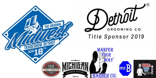 MLB ORIGINAL MIDWEST DETROIT SUPERBARBER & BEAUTY TRADESHOW