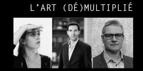 Before MAD : ART (DE)MULTIPLIED ? @SILENCIO tickets