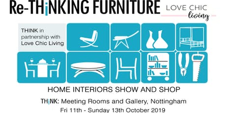 Opening Night - Re THiNKING FURNITURE Show and Shop   tickets