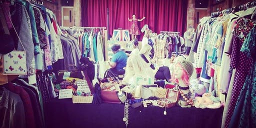 Fillongley Vintage, Retro & Craft Fair, Live Music, Dancing!