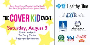 2019 Baton Rouge Parents Magazine - The Cover Kid Event