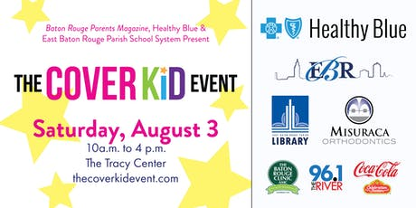 2019 Baton Rouge Parents Magazine - The Cover Kid Event tickets
