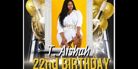 T. Aishah All White Boat Party  tickets