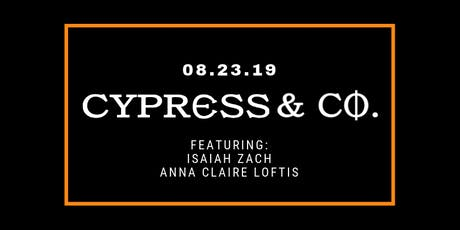 Cypress & Co. House Show tickets