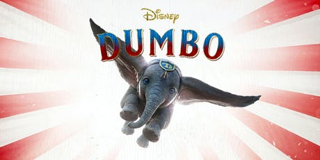 "Movie Night at Corrine Jones Park featuring ""Dumbo"" tickets"