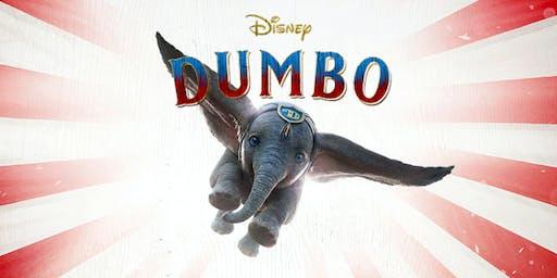 "Movie Night at Corrine Jones Park featuring ""Dumbo"""