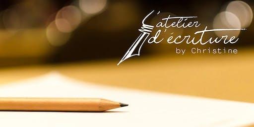 Découvrez l'atelier d'écriture by Christine
