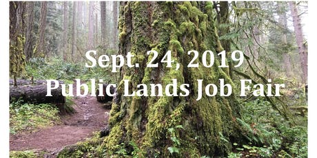 2019 Public Lands Job Fair (Eugene) tickets