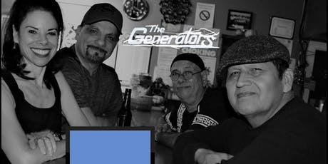 The Generators rock the deck at Otto's! tickets