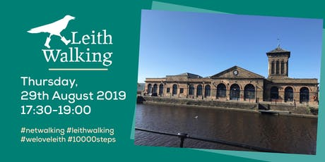 Leith Walking (after work walks in Leith) tickets