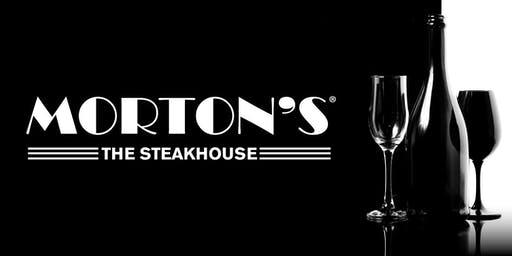 A Taste of Two Legends - Morton's Sacramento