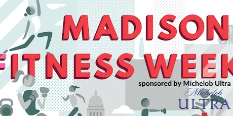 Madison Fitness Week 2019 tickets