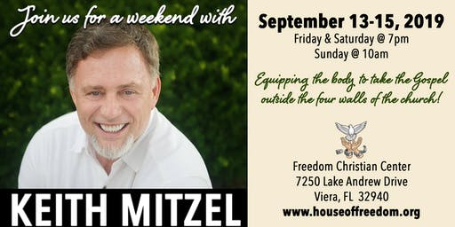 A Weekend with Keith Mitzel