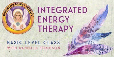 Integrated Energy Therapy Basic Class tickets