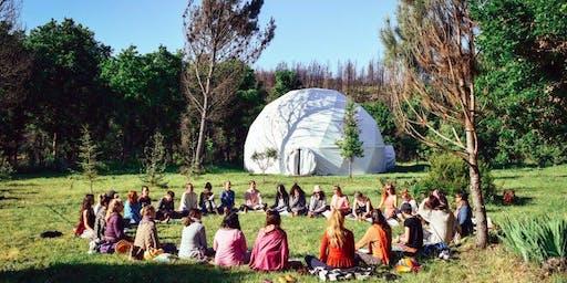 Yoga Retreat Portugal - Feminine Awakening - Early Autumn Equinox