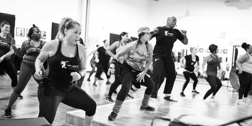 Hip Hop Fit Class with Gene Hicks