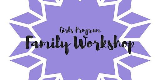 Langdon Girl's Program: Celebration