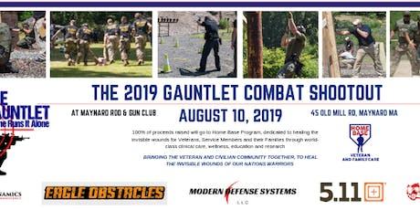 2019 Gauntlet Combat Shootout tickets