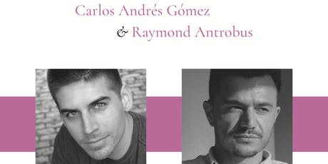 "Raymond Antrobus & Carlos Andrés Gómez: U.K. Book Launch of ""Hijito"" tickets"