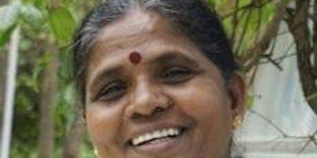 CIF Speaker Series - Anuradha Bhosale tickets
