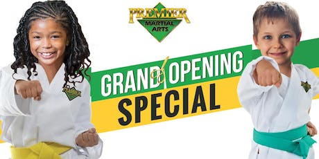 Grand Pre-Opening Special at Premier Martial Arts Westlake! tickets