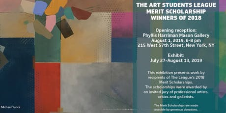 The Merit Scholarship Winners Exhibition tickets
