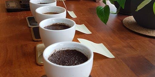 Public Coffee Tasting