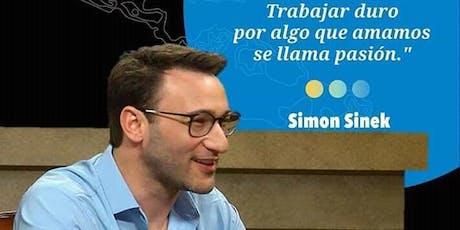 Cumbre Extendida - Orador Simon Sinek entradas