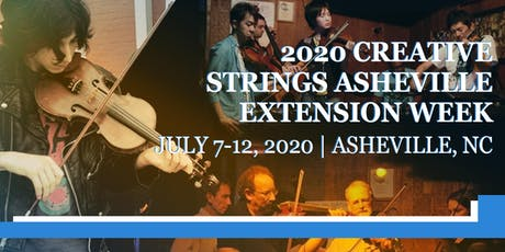 Creative Strings Extension - Asheville tickets