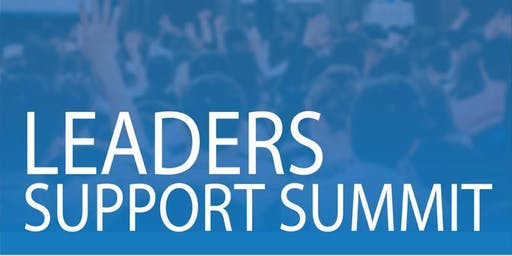 CHRISTIAN LEADERS SUPPORT SUMMIT