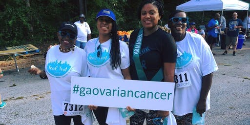 Ovarian Cancer Awareness Walk of Love❤️
