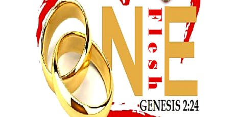 July One Flesh Couple's Ministry tickets