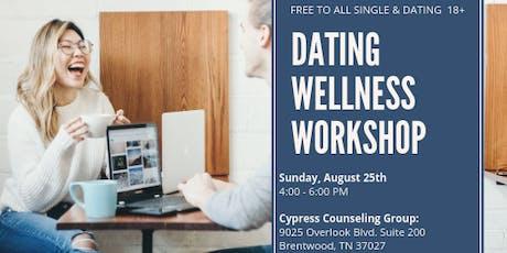 Nashville Dating Wellness Workshop tickets