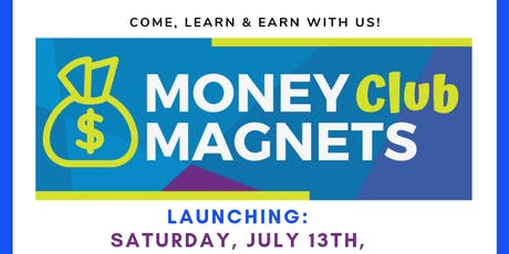 Money Magnets Club - The Nest 8/10 tickets