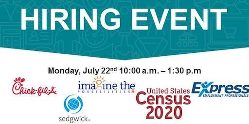 Iowa Works July Job Fair