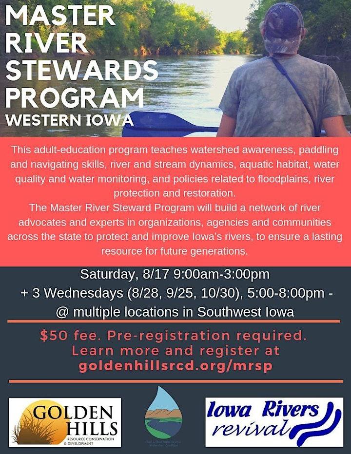 Master River Stewards Program image