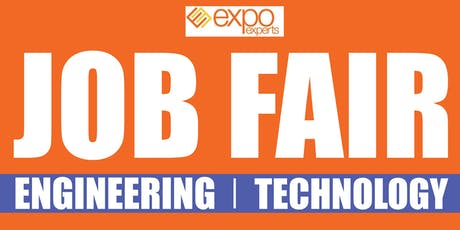 The Huntsville Engineering, Technology, and Security Clearance Career Fair tickets