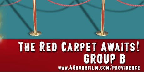 48 Hour Film Project Providence GROUP B SCREENING tickets