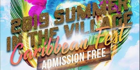 Lathrup Village Summer in the Village- 2019 Caribbean Fest tickets