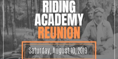 Riding Academy Reunion Ride tickets