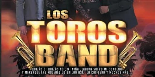 LOS TOROS BAND en vivo