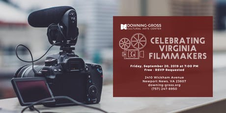 Celebrating Virginia Filmmakers 2019 tickets
