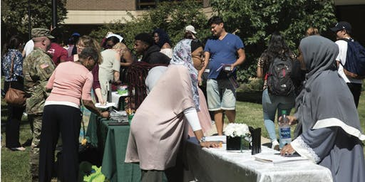NOVA Academic Division Fall Welcome Meeting, Alexandria Campus